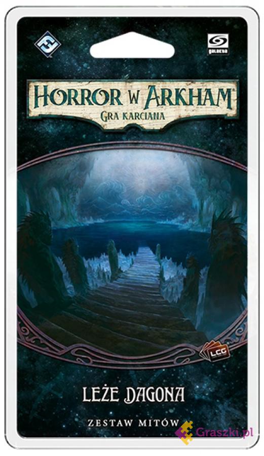 Horror w Arkham LCG: Leże Dagona